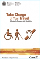 The cover of Take Charge of Your Travel: A Guide for Persons with Disabilities