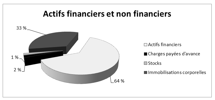 Actifs financiers et non financiers