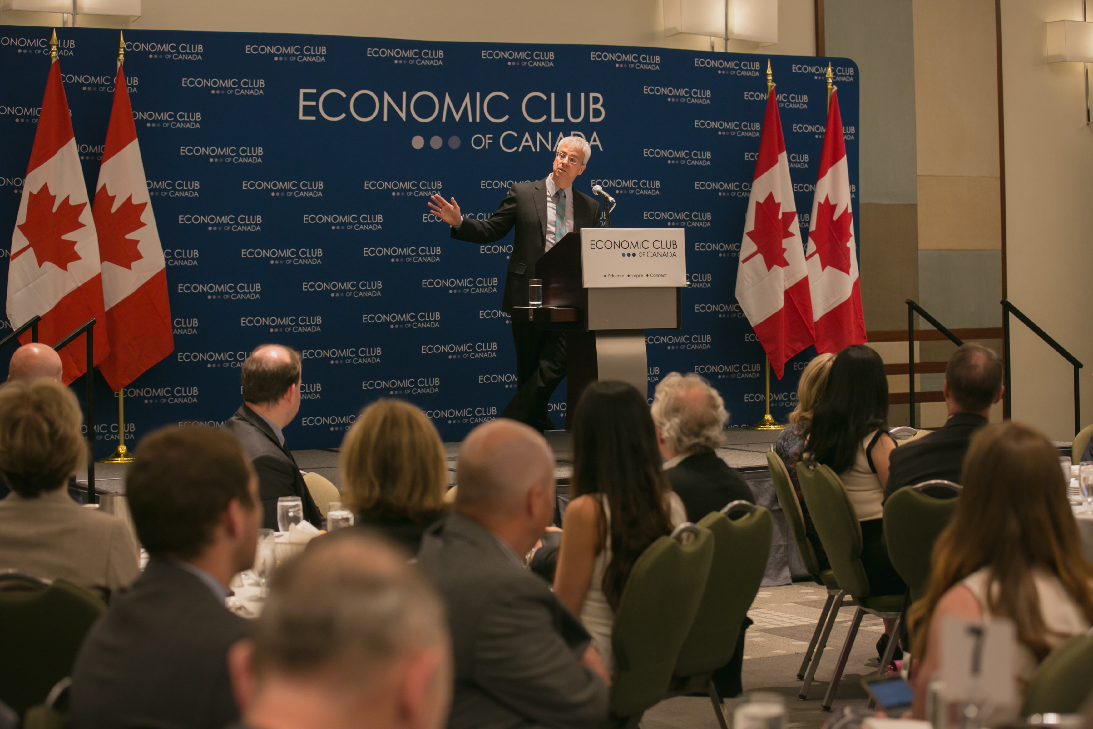 chair and ceo scott streiner addresses the economic club of so let me conclude by emphasizing my conviction that we are most effective when we spend